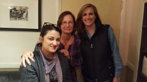 Jennifer, Yvonne, and Lisa