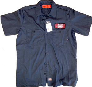 Set Me Free Dickies Work Shirt